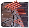 "HEX WRENCH SET 1/16 - 1/2"" 14 PCS TYPE L LONG ARM"
